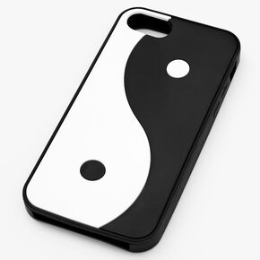 Yin-Yang Silicone Phone Case - Fits iPhone 6/7/8/SE,