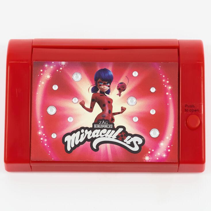 Lot de gloss à ouverture mécanique Miraculous™ - Rouge,