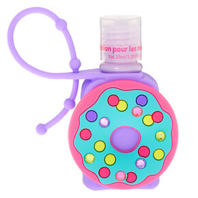 Neon Bling Donut Hand Lotion - Grape,