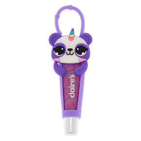 Charlie the Panda Lip Gloss Tube - Cookie,