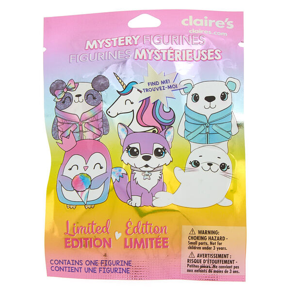 Claire's - christmascuddle club blind bag - 1