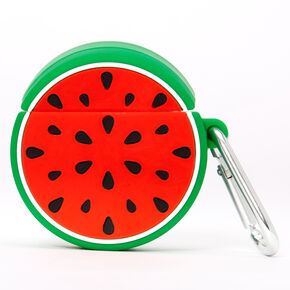 Watermelon Silicone Earbud Case Cover - Compatible With Apple AirPods,