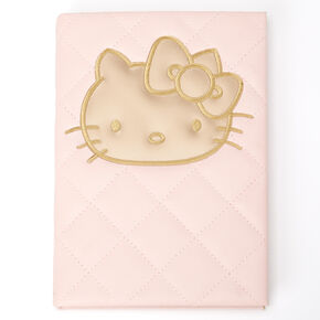 Hello Kitty® Quilted Notebook - Pink,