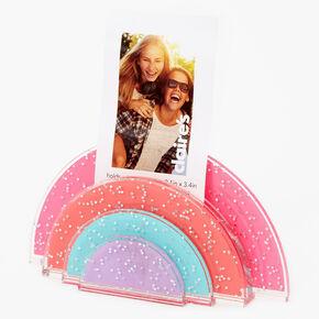 Rainbow Instax Mini Photo Holder,
