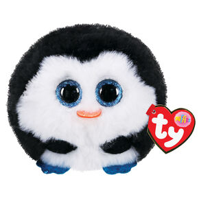 Ty Puffies Waddles the Penguin Plush Toy,