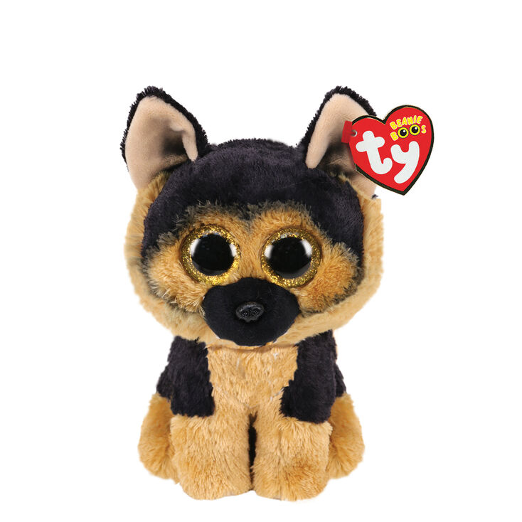 Ty Beanie Boo Small Spirit the German Shepard Soft Toy,