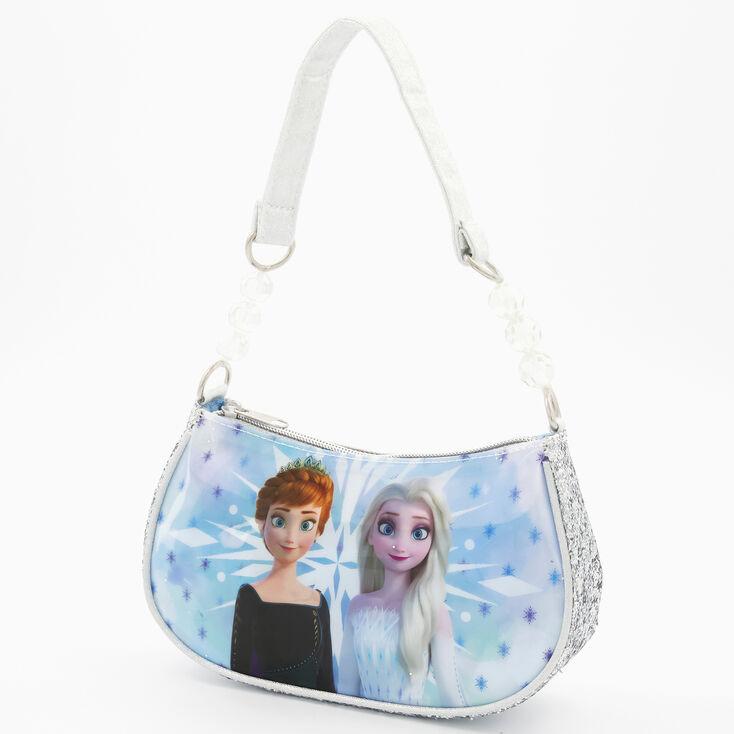 Sac à main Anna et Elsa La Reine des Neiges2 ©Disney - Bleu,