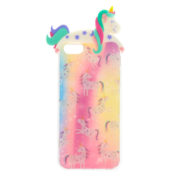 buy popular a8463 205f6 Pastel Unicorn Pop Over Phone Case
