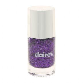 Glitter Nail Polish  - Velour,