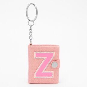 Initial Mini Diary Keychain - Z,
