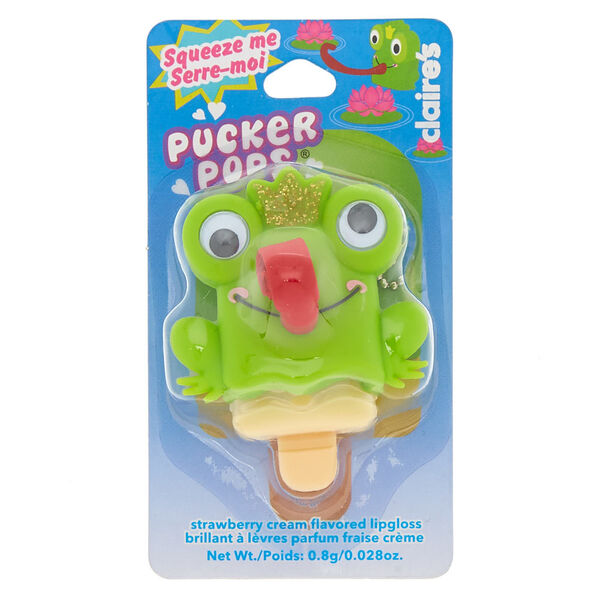 Claire's - gloss pucker pop crapaud - 2