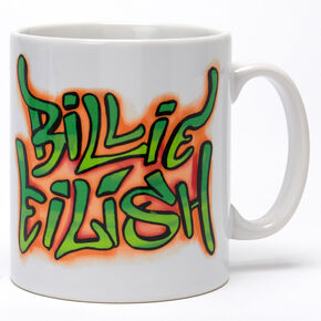 Mug Billie Eilish – Blanc,