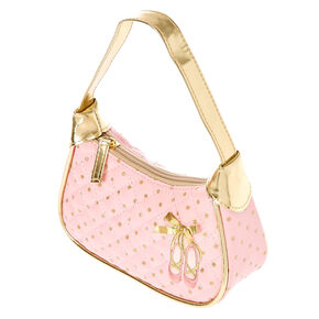 Claire's Club Ballet Shoes Handbag - Pink,