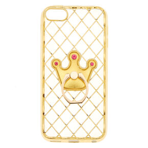 7f1f83d4f8 Crown Ring Stand iPod Case - Fits iPod Touch 5/6