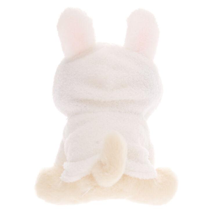 Doug the Pug™ Small Bunny Plush Toy - White,