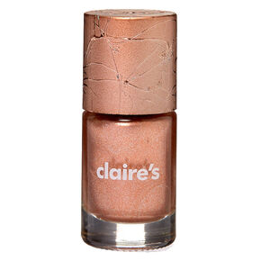 Metallic Nail Polish - Rose Gold,
