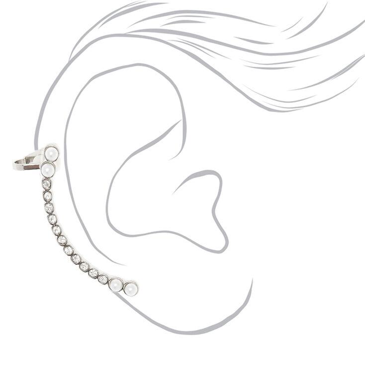 Pearl & Stone Ear Crawler Set,