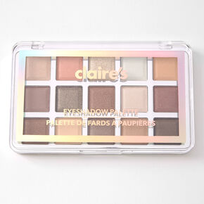 Neutral Shimmer Eyeshadow Palette,