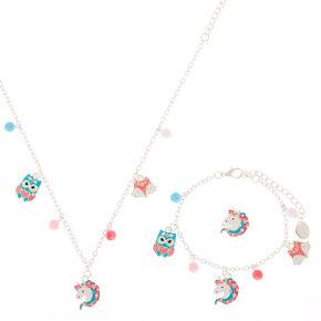 Claire's Club Animal Jewelry Set,