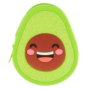 Avocado Jelly Coin Purse - Green,