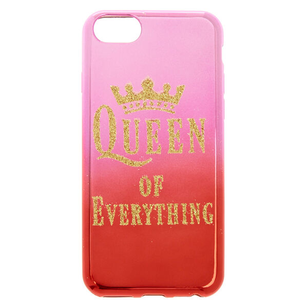 Claire's - queen of everything phone case - 1
