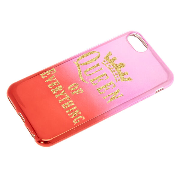 Claire's - queen of everything phone case - 2