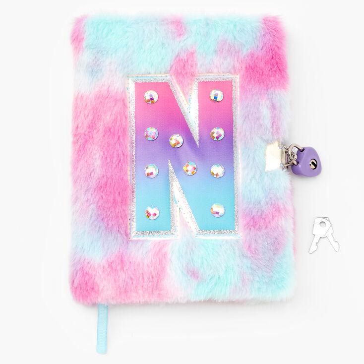 Initial Fuzzy Lock Diary - N,