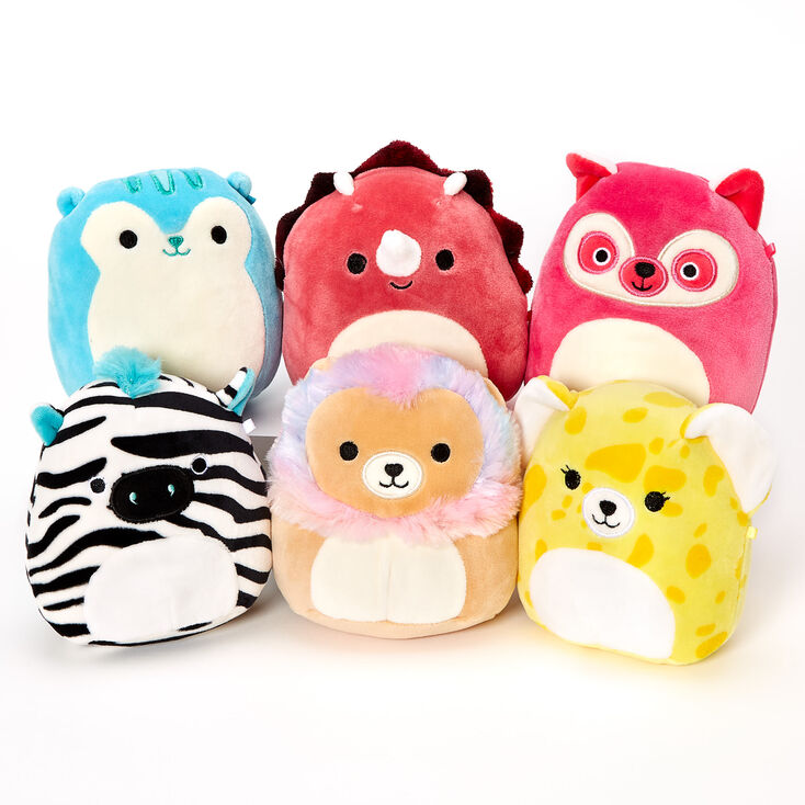 """Squishmallows™ 5"""" Bright Plush Toy - Styles May Vary,"""