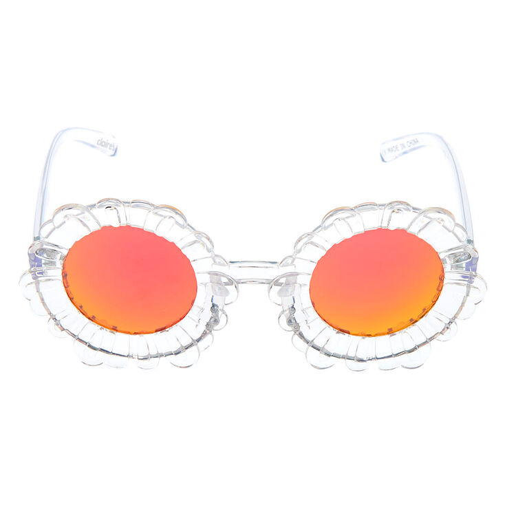 Sunflower Sunglasses - Clear,