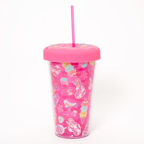 Donut Sweets Tumbler - Pink,