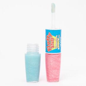 Fluffy Stuff® Dual Lip Gloss - Cotton Candy,