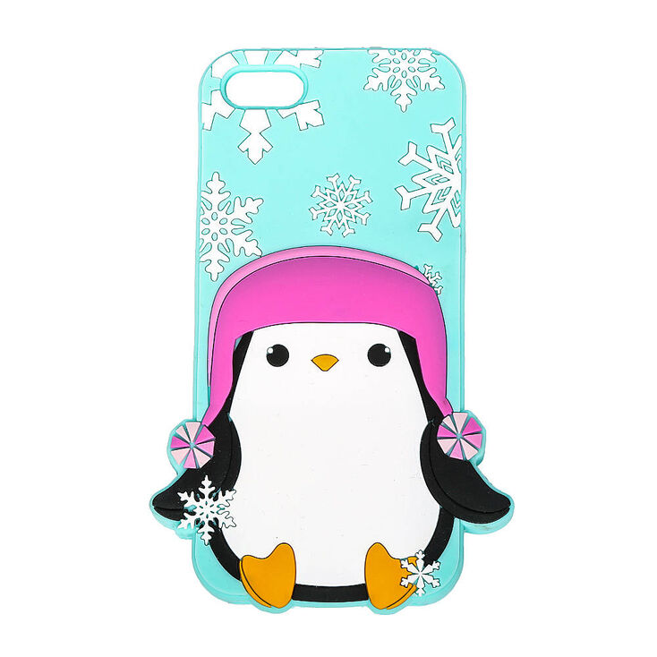 best service 4db16 20b48 Winter Penguin Phone Case - iPhone 5/5S/5C
