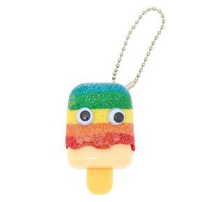 Pucker Pops Glitter Rainbow Lip Gloss - Grape,
