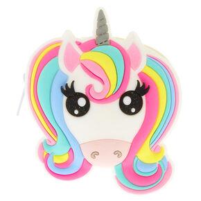 Miss Glitter the Unicorn Jelly Coin Purse,