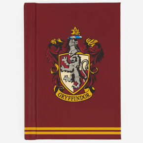Harry Potter™ Gryffindor A6 notebook – Burgundy,