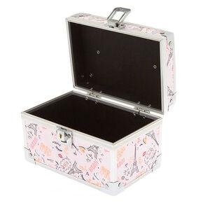 Paris Lock Box - Pink,