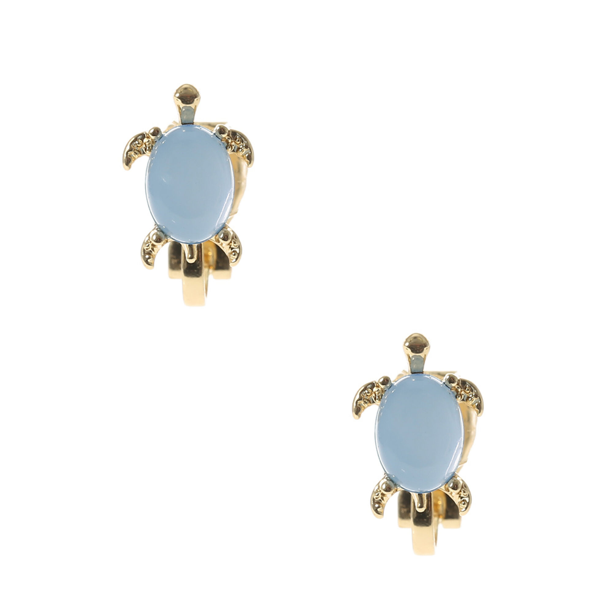 diana blue over collections tortoise earrings products m