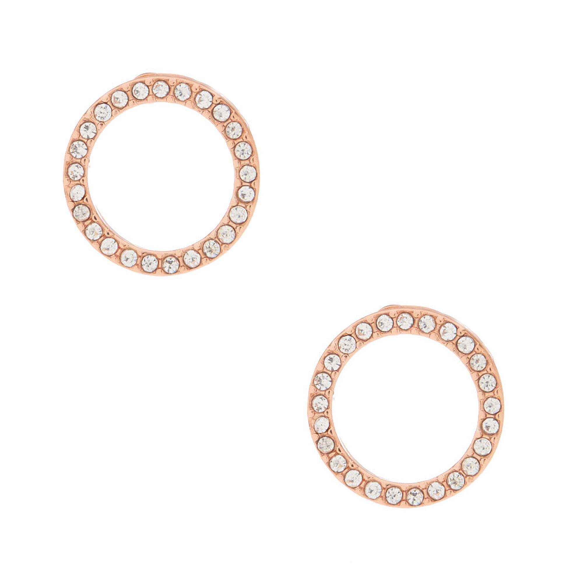 geometric earrings oval listing gold il rose hoop circle silver fullxfull wire open