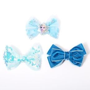 ©Disney Frozen 2 Hair Bow Clips – 3 Pack,