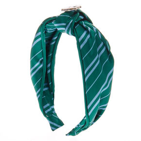 Harry Potter™ Slytherin Knotted Headband - Green,