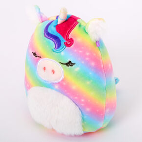 "Squishmallows™ 5"" Claire's Unicorn Plush Toy,"