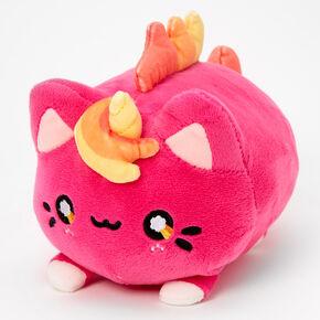 Tasty Peach™ 7'' Meowchi Unicorn Plush Toy - Pink,