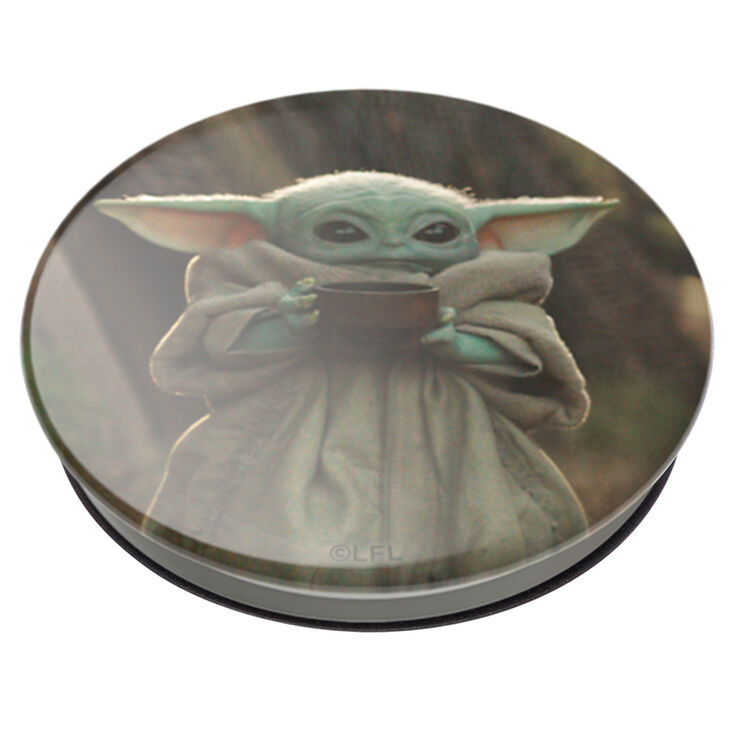 PopGrip PopSockets interchangeable - Star Wars™: le Mandalorien l'Enfant,