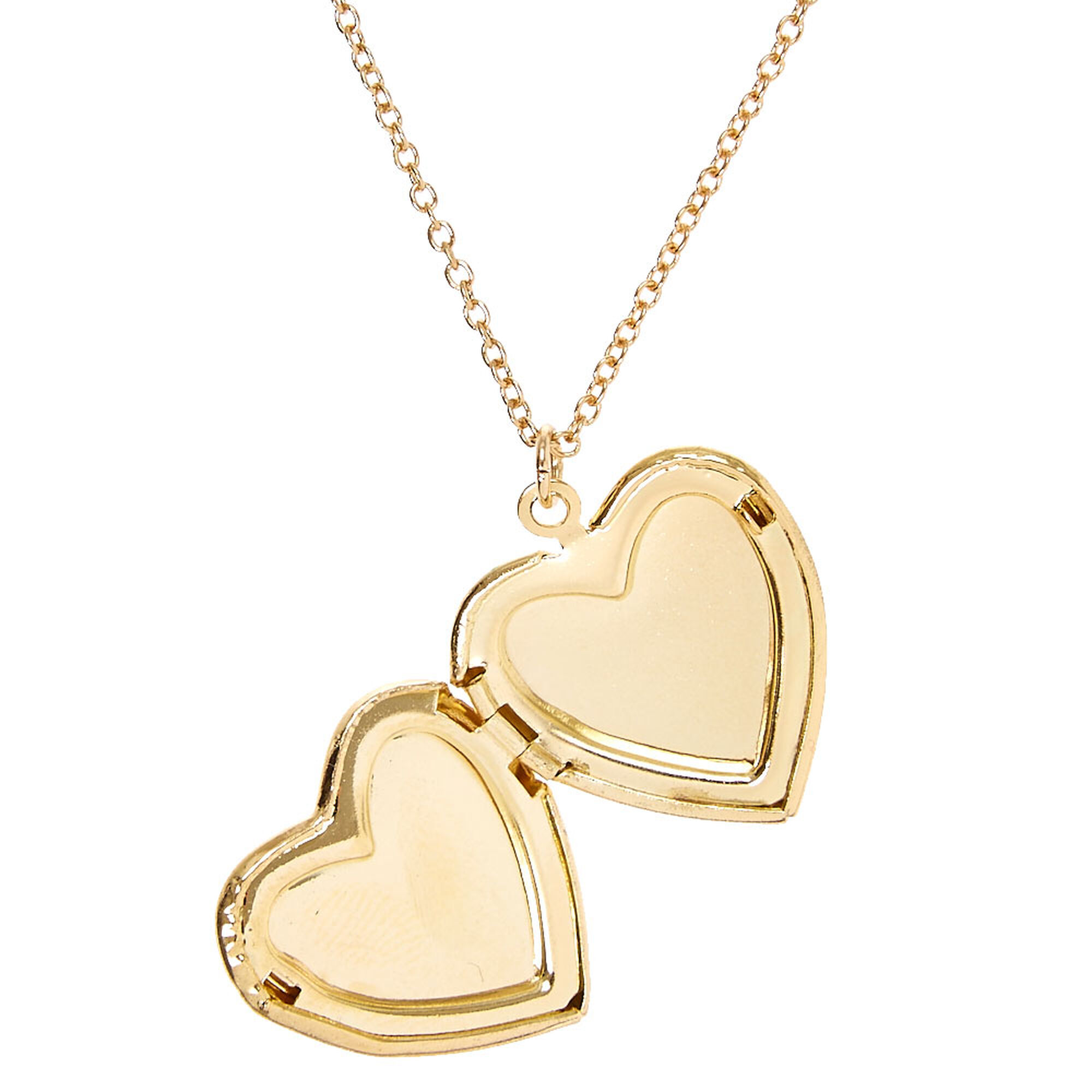d webstore half gold locket samuel chain lockets product with diamond h number heart set