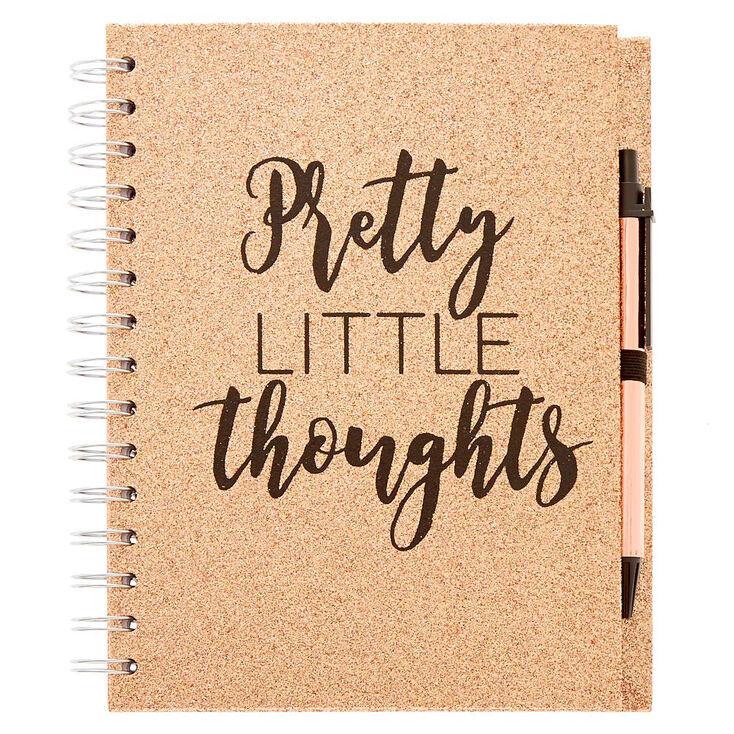 Ensemble d'articles de papeterie «Pretty Little Thoughts»,
