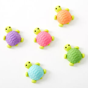 Turtle Erasers - 5 Pack,