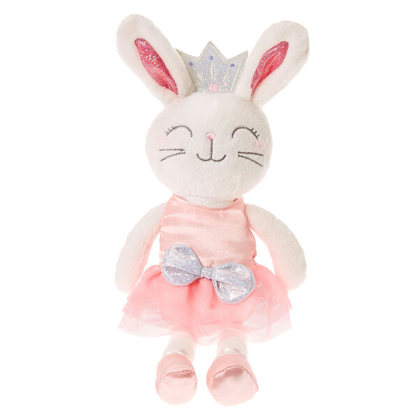 Claire's - clubsmall claire the bunny soft toy - 1