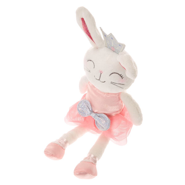 Claire's - clubsmall claire the bunny soft toy - 2
