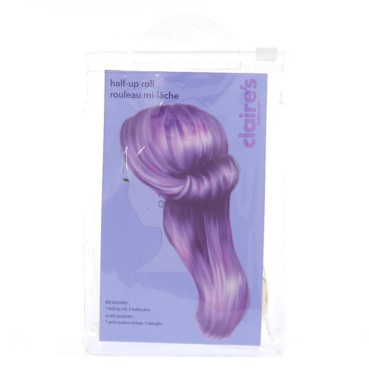 Half-Up Roll Hair Tools Kit