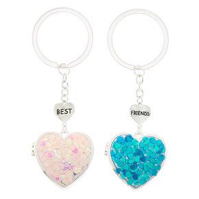 8ce7370ae2 Best Friends Open Heart Locket Keychains - 2 Pack. £8.00. Buy ...